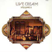 Live Cream. Vol. 2. 1972 [click for larger image]