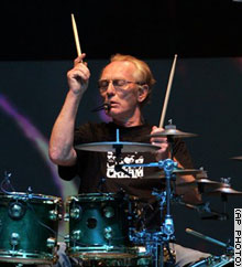 Ginger Baker May 2nd 2005 [click for larger image]
