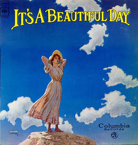 Its A Beautiful Day 1969 LP cover