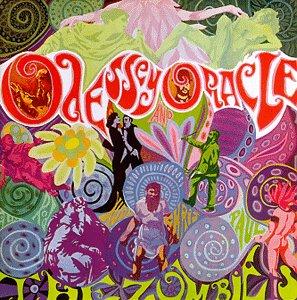 Odessey and Oracle 1968 [click for larger]
