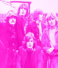 The Five Man Floyd 1968